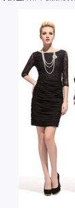 Long Sleeve Cut-out Dress is necessitiess of your wardrobe.
