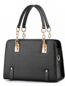 Black-Solid-Women-Fashion-Bag-WT50814B-2