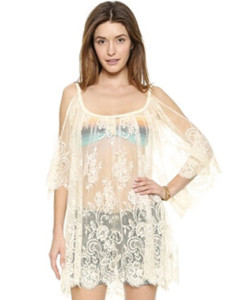 White-Transparent-Hollow-Out-Beach-Dress-W880643B-2